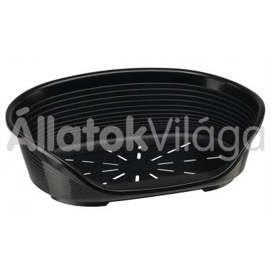 Ferplast Siesta Deluxe műanyag fekhely 12-es fekete