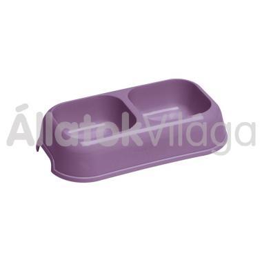 Ferplast Party 16 műanyag dupla etető tál 2x0,35 literes