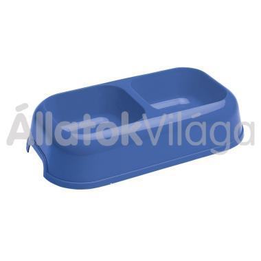 Ferplast Party 18 műanyag dupla etető tál 2x0,6 literes