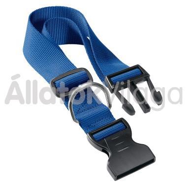 Ferplast Club C textil nyakörv 15mm/30-44cm kék