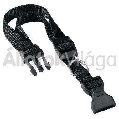 Ferplast Club C textil nyakörv 25mm/45-70cm fekete