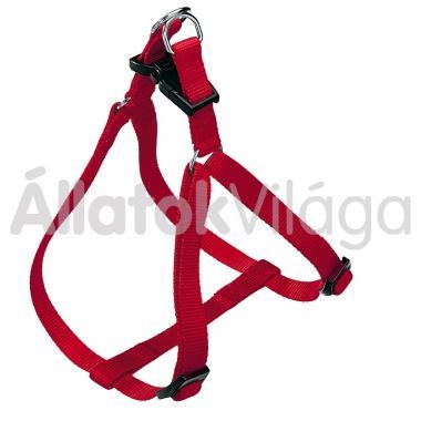 Ferplast Easy textil hám XS-es piros