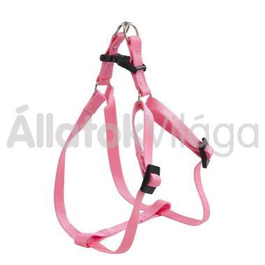 Ferplast Easy textil hám S-es pink