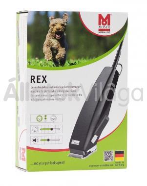 Moser - Wahl Rex 1230 kutyanyírógép