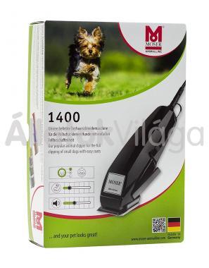 Moser - Wahl 1400 kutyanyírógép