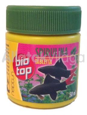 Neptun BioTop Spirulina Tabletta 50 ml-es