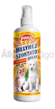 Panzi Helyhez szoktató spray kutyáknak és macskáknak 200 ml-es