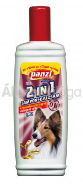 Panzi 2in1 sampon+balzsam kutyáknak 200 ml-es