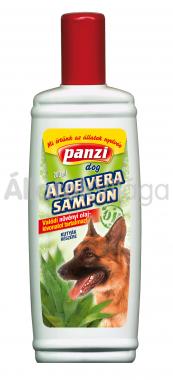 Panzi AloeVera sampon kutyáknak 200 ml-es