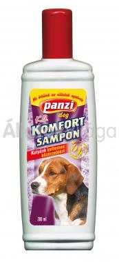 Panzi Komfort sampon kutyáknak 200 ml-es