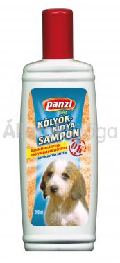Panzi Kölyök-kutya sampon 200 ml-es