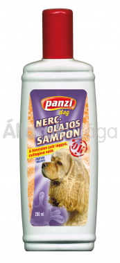 Panzi Nercolajos sampon kutyáknak 200 ml-es