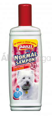 Panzi Normál sampon kutyáknak 200 ml-es