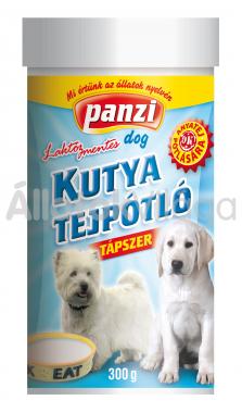 Panzi kutya tejpótló tápszer 300 g-os