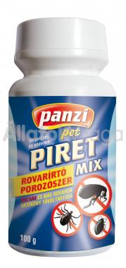 Panzi Piret mix rovarirtó porzószer 100 g-os