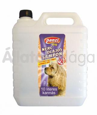 Panzi Nercolajos sampon kutyáknak 10 literes