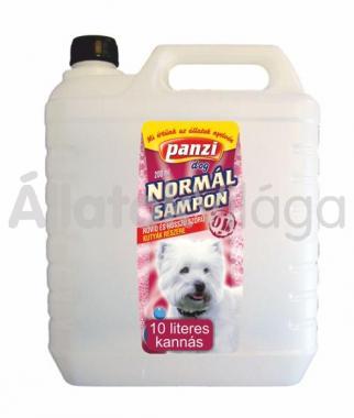 Panzi Normál sampon kutyáknak 10 literes