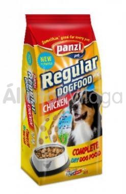 Panzi Regular DogFood Chicken csirkés száraz kutyaeledel 10 kg-os
