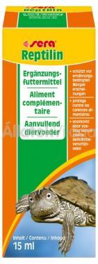 Sera Reptilin vitamin 15 ml-es