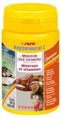 Sera reptimineral C 100 ml-es