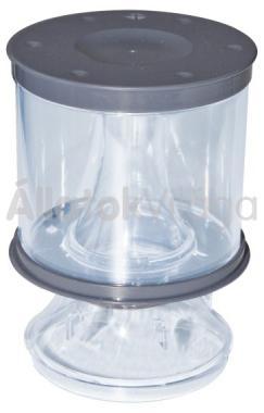 Sera fölöző pohár fedéllel 400 HO + 600 S-hez