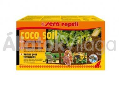Sera reptil coco soil - kókusz rost