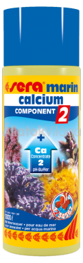 Sera marin COMPONENT 2 Ca pH - oldat 500 ml-es 5000 literhez