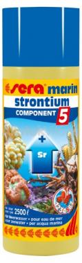 Sera marin COMPONENT 5 strontium 250 ml-es 2500 literhez