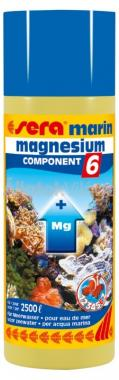 Sera marin COMPONENT 6 magnesium 250 ml-es 2500 literhez