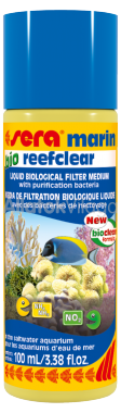 Sera marin bio reefclear 100 ml-es 1000 literhez