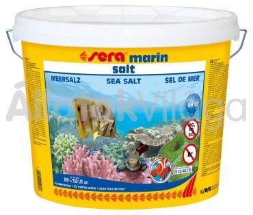 Sera marin basic tengeri só 20 kg-os 600 literhez