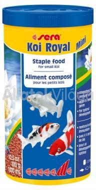 Sera Koi Royal Mini 1000 ml-es