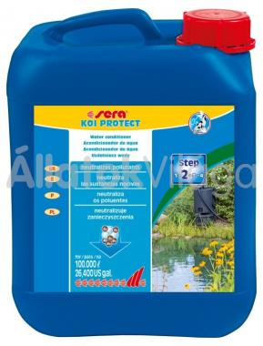 Sera koi protect 5 literes 100 m3-hez