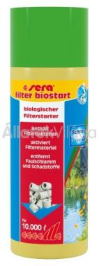 Sera pond filter biostart 250 ml-es 10 m3-hez