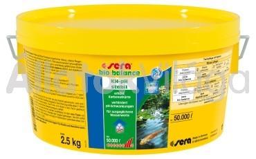 Sera pond bio balance 2,5 kg-os 50 m3-hez