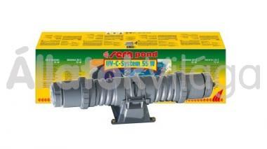 Sera pond UV-C System UV lámpa 55 W -os