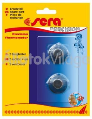 Sera tapadókorong Sera üveg hőmérőhöz 2 db-os