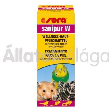 Sera sanipur W 15 ml-es