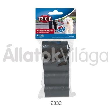 Trixie kutyapiszok zacskó 4x20 db-os 2332