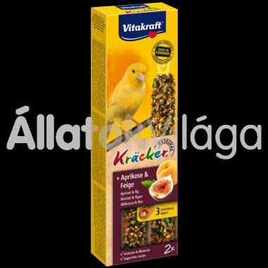 Vitakraft Kräcker sárgabarack & füge kanárinak 2 db-os