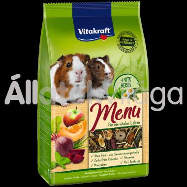 Vitakraft Premium Menü Vital tengerimalac eledel 400 g-os