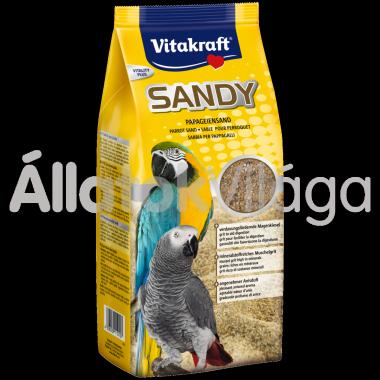 Vitakraft Sandy madárhomok nagypapagájnak 2,5 kg-os