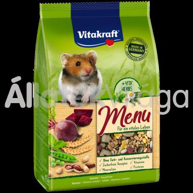 Vitakraft Premium Menü Vital aranyhörcsög eledel 1 kg-os