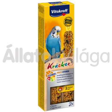 Vitakraft Kräcker ACE-Vitamine multivitaminos hullámos papagájnak 2 db-os