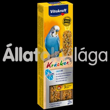 Vitakraft Kräcker CalciFit kálciumos hullámos papagájnak 2 db-os