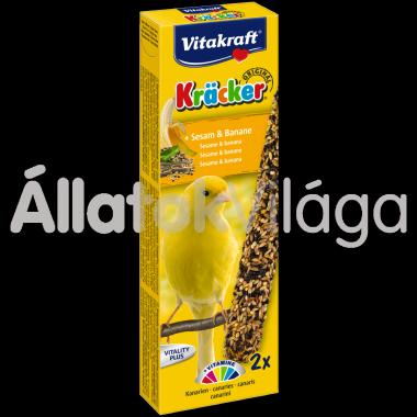 Vitakraft Kräcker szezámmag & banán kanárinak 2 db-os