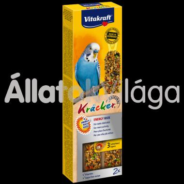 Vitakraft Kräcker EnergyKick erősítő hullámos papagájnak 2 db-os