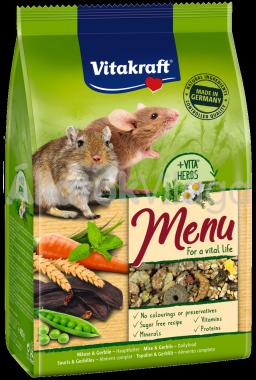 Vitakraft Premium Menü Vital egér eledel 400 g-os
