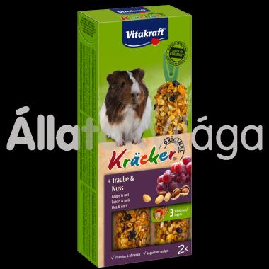 Vitakraft Kräcker szőlő & mogyoró tengerimalacnak 2 db-os