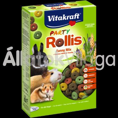 Vitakraft Party Rollis rágcsálóknak 500 g-os